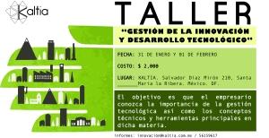 taller innovacion